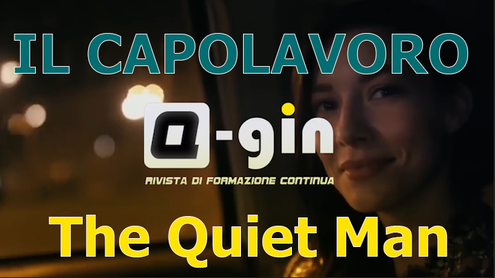 The Quiet Man il Capolavoro 3