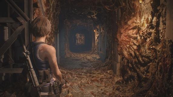 Resident Evil 3 nido