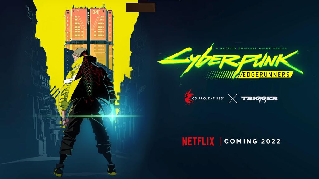 cyperpunk edgerunners wallpaper logo