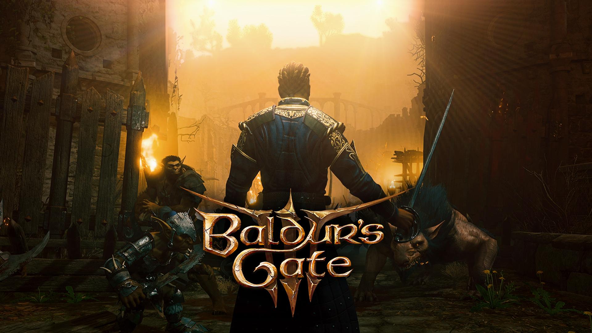 Baldur's Gate 3 Early Access Release Window Announcement Trailer accesso anticipato wallpaper