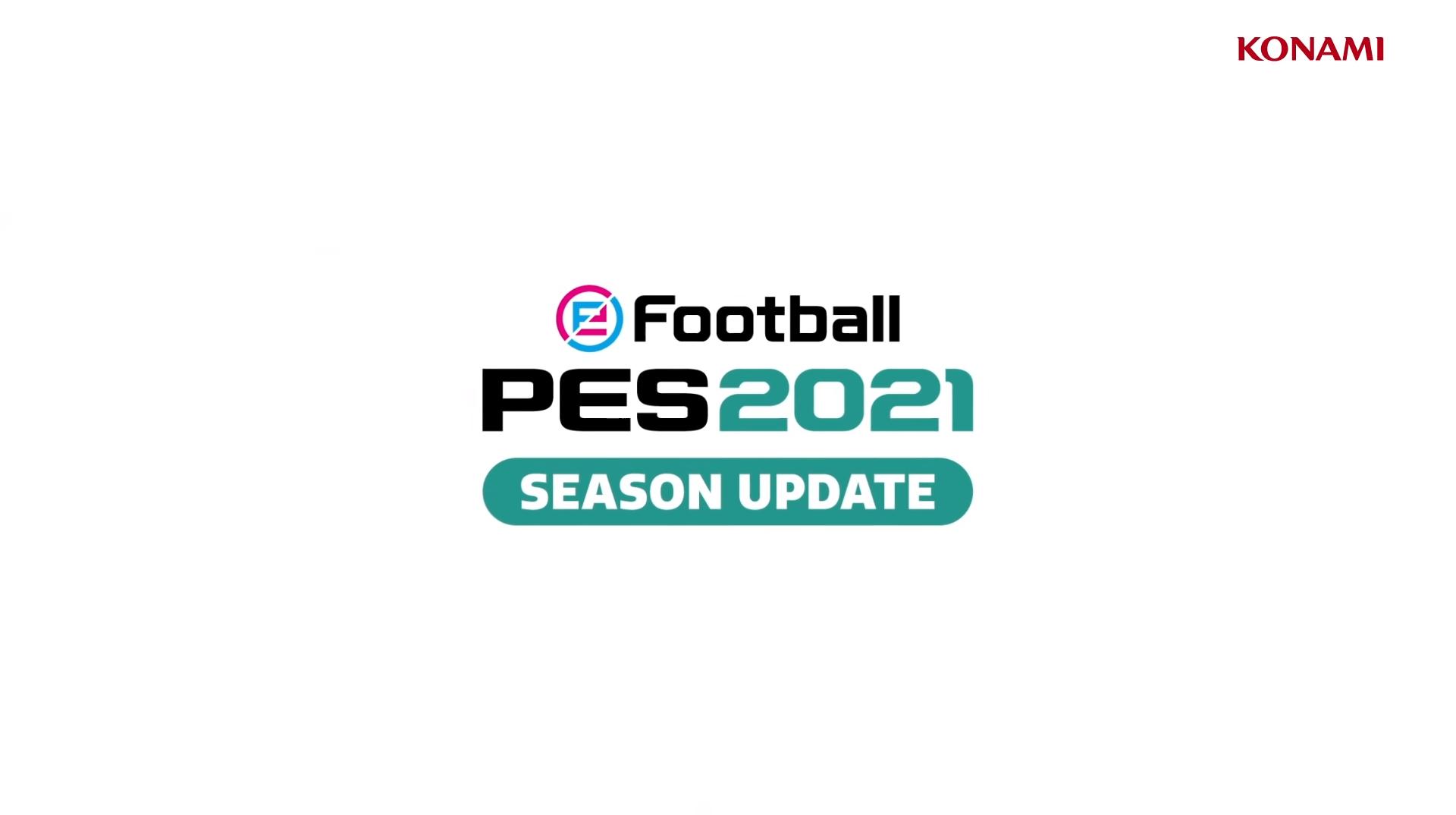 PES 2021 wallpaper logo