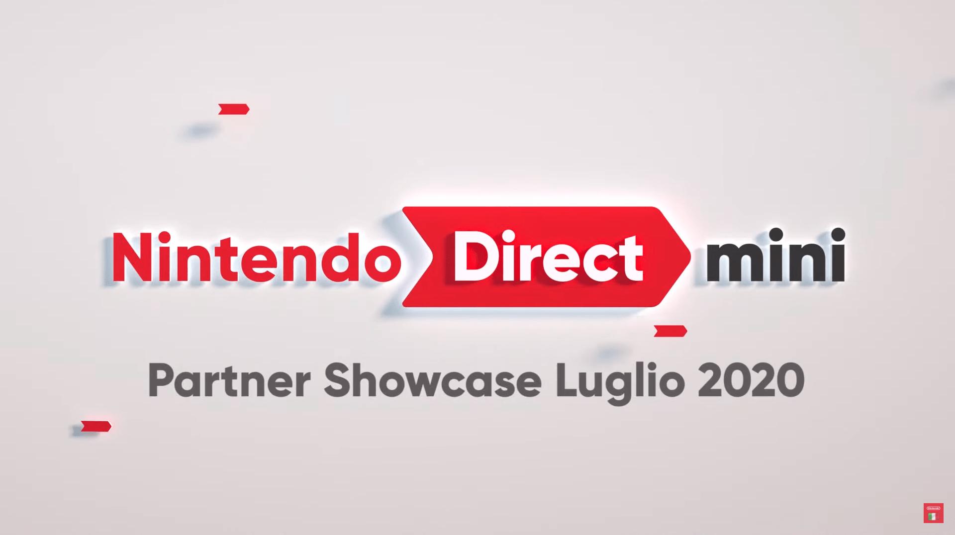 Nintendo Direct Mini Luglio 2020 wallpaper
