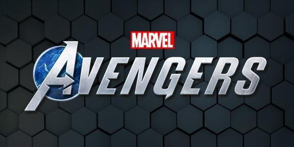 marvel's avengers wallpaper logo