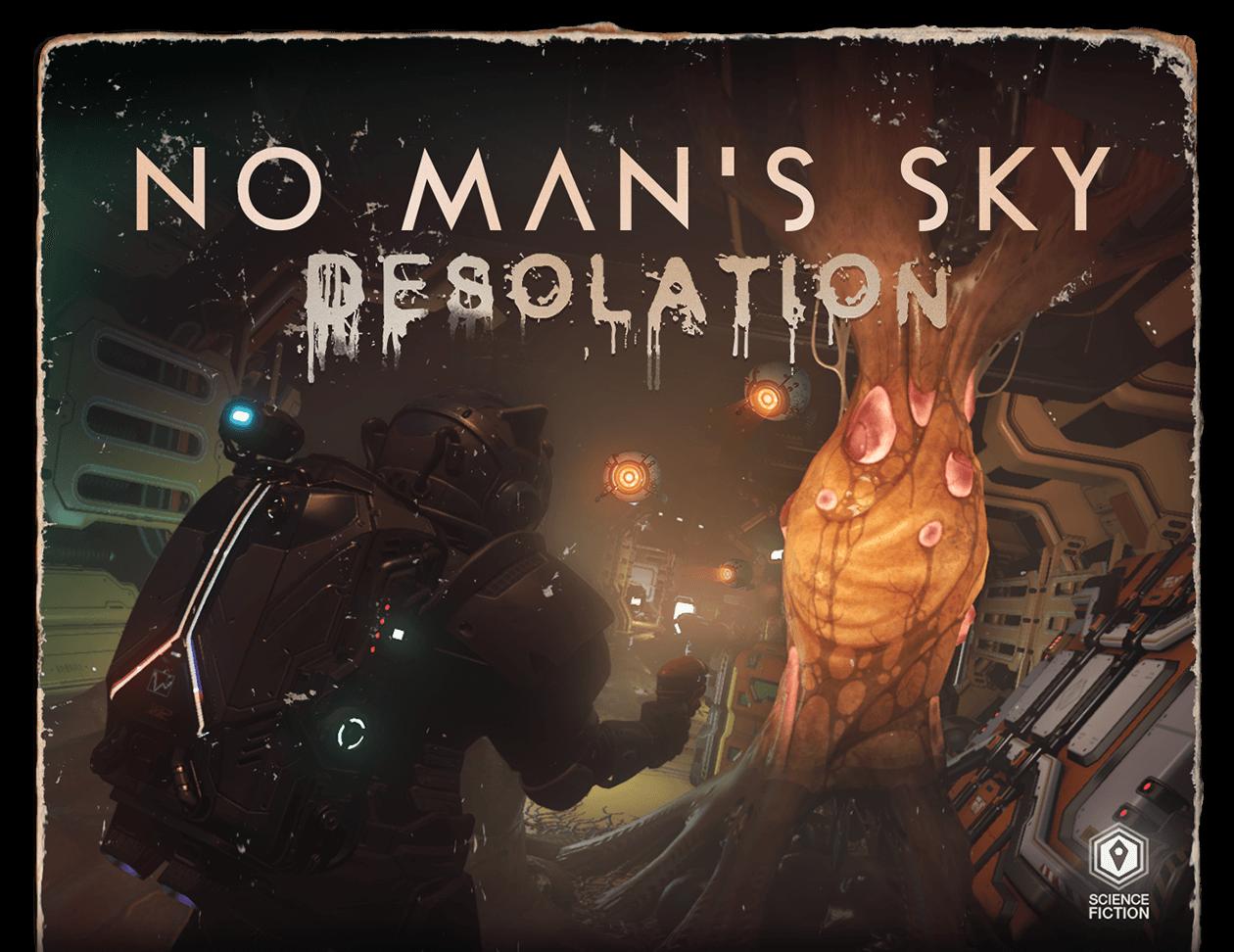 No Man's Sky si aggiorna con un update da brivido!! 1