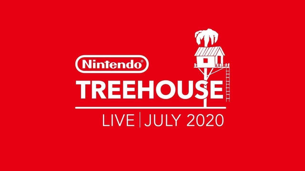 Nintendo Treehouse 2020