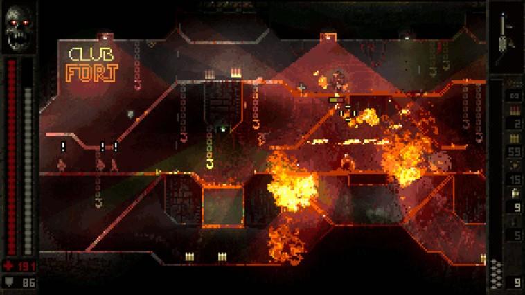BUTCHER: un po' Doom, un po' Quake - Recensione 2