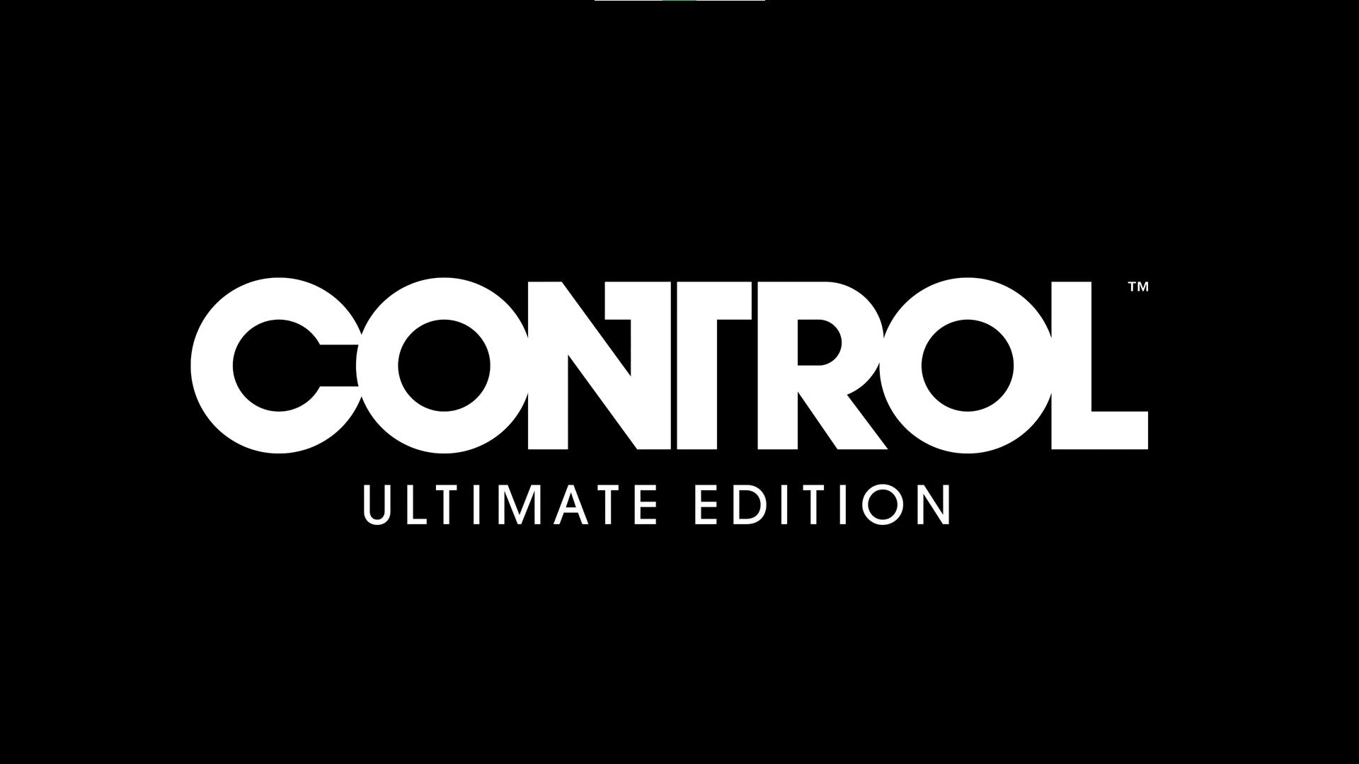 Control Ultimate Edition wallpaper