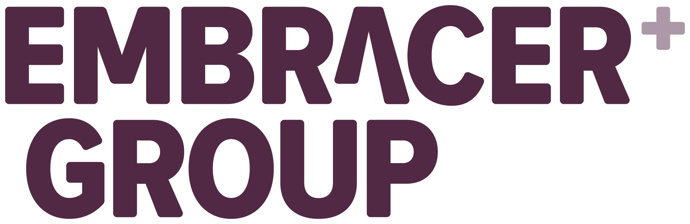 Embracer wallpaper logo