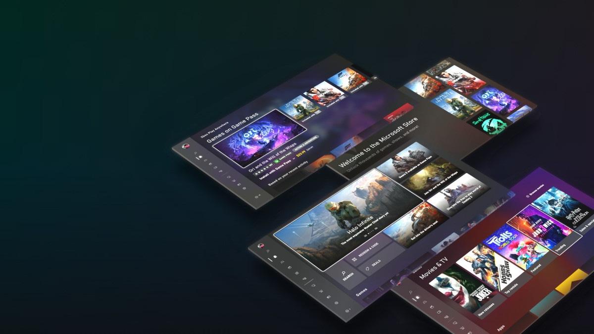 Microsoft Store Xbox wallpaper