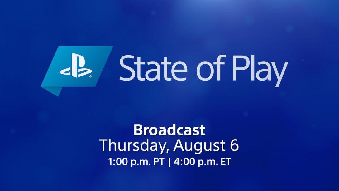 Annunciato un nuovo State of Play per PS5, PS4 e PSVR 1