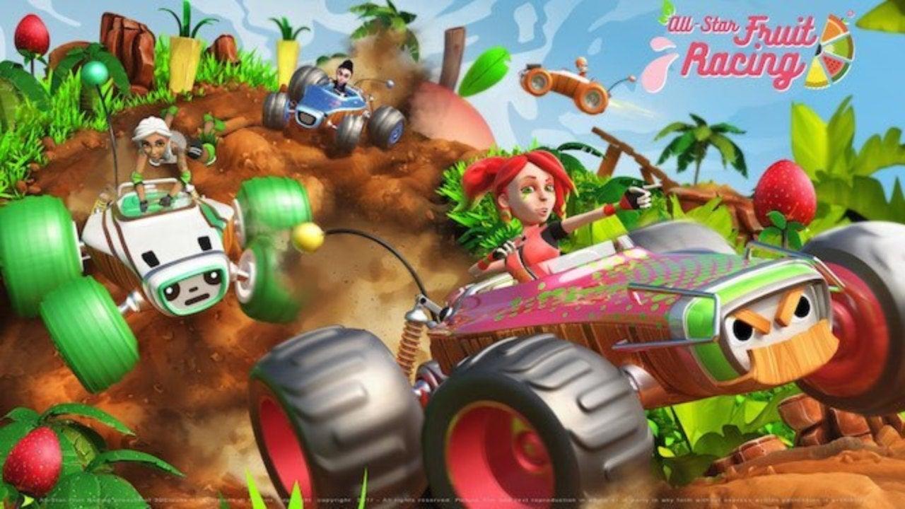All-Star Fruit Racing al prezzo di un caffè su Nintendo E-Shop! 1