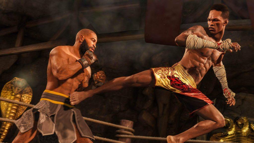 UFC 4 arriva con una trial su EA Access: le prime impressioni 2