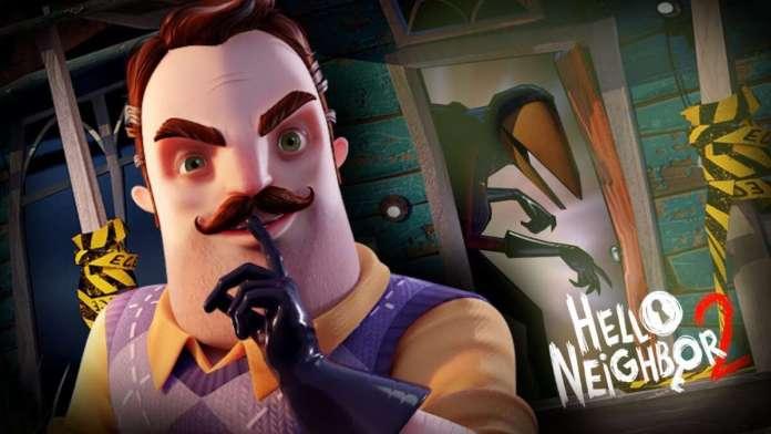 Hello Neighbor 2 Giochi in arrivo Inatteso Inaspettato