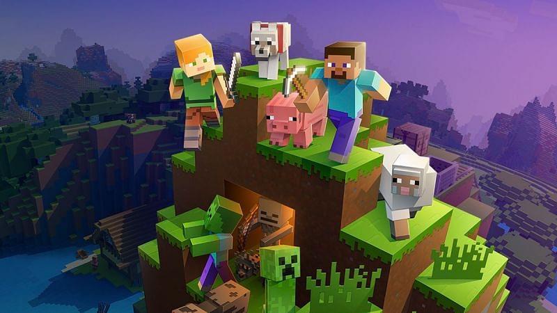 Minecraft gioco della generazione