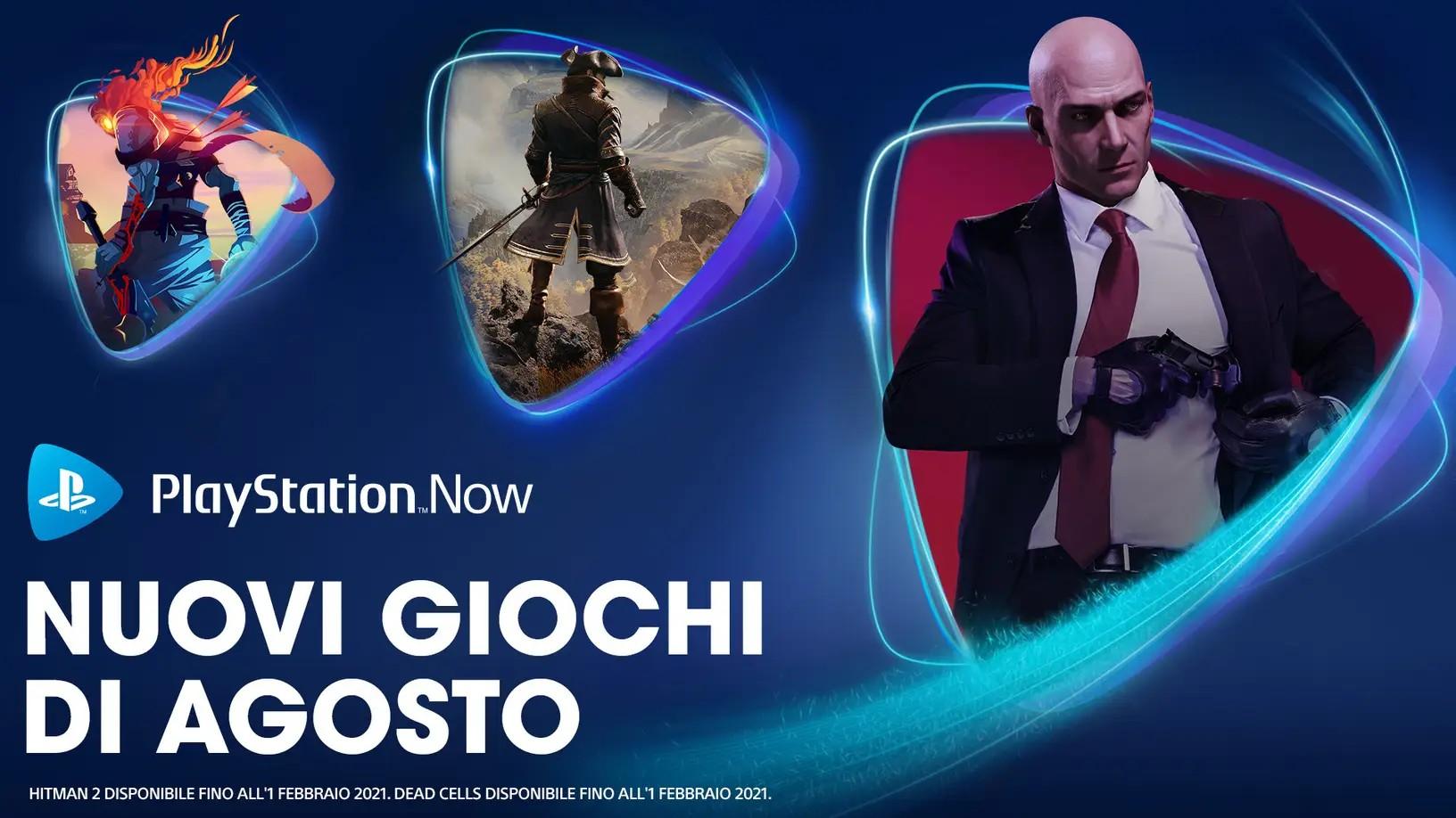 Playstation Now: le novità di Agosto 2020 wallpaper