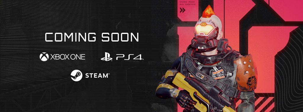 GhostRunner Gioco Cyberpunk data di uscita 27 Ottobre 2020