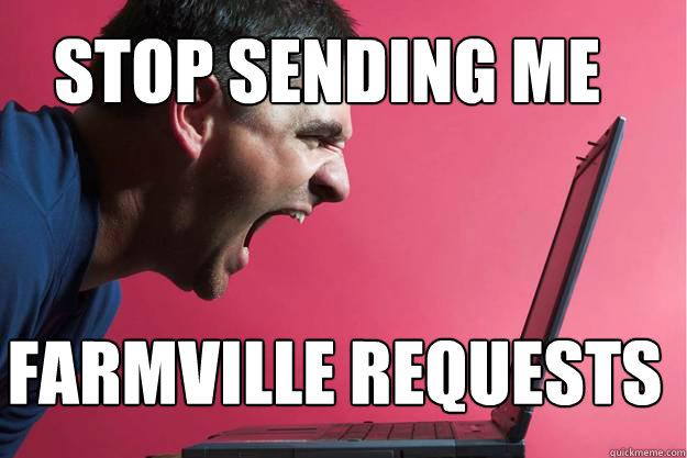 Farmville Zynga Request Pannocchie