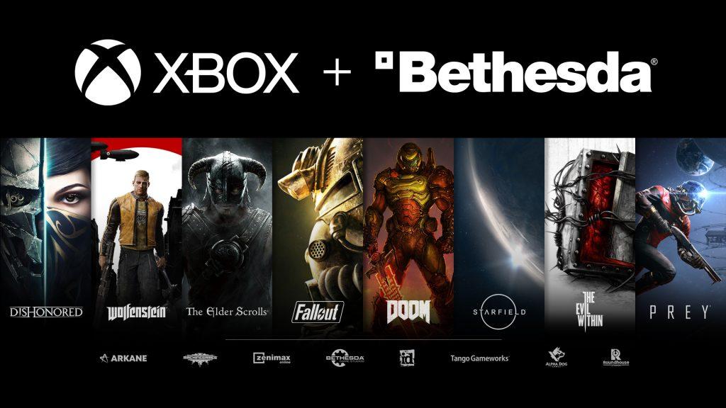 Xbox Bethesda Zenimax