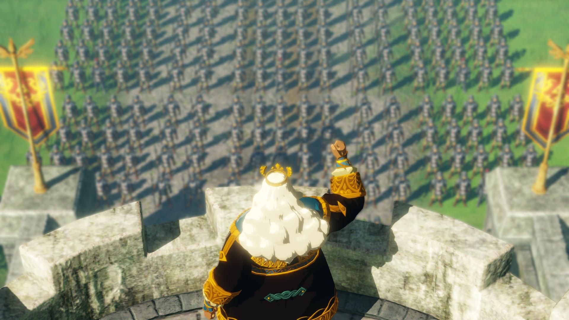 Koei Tecmo Games torna con Hyrule Warriors: L'era della calamità 3
