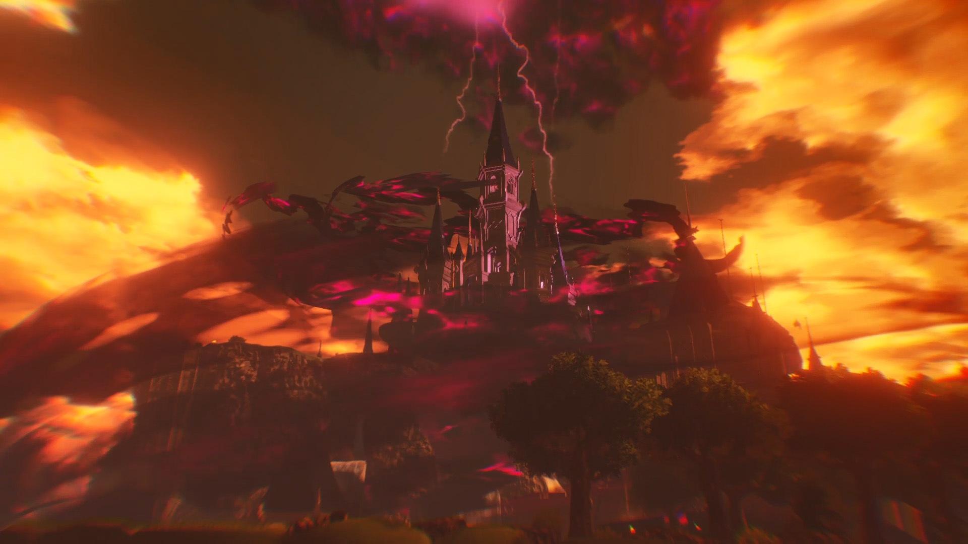 Koei Tecmo Games torna con Hyrule Warriors: L'era della calamità 5