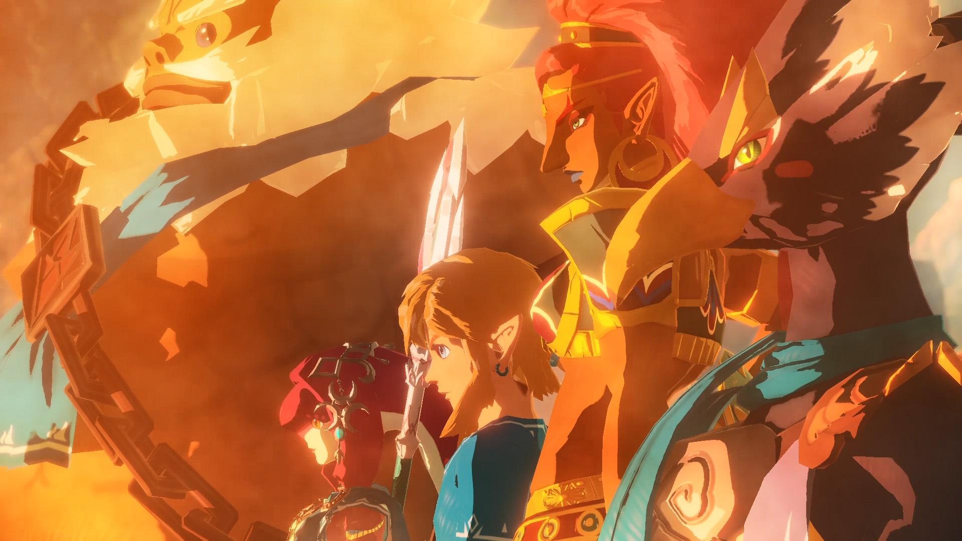 Koei Tecmo Games torna con Hyrule Warriors: L'era della calamità 1