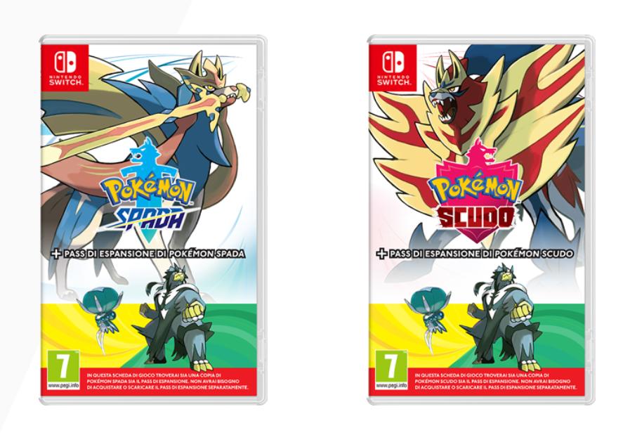 Pokémon Spada e Scudo - Le terre innevate della corona, ecco tutte le novità 5