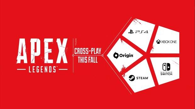 Apex Legends Steam Crossplay Switch