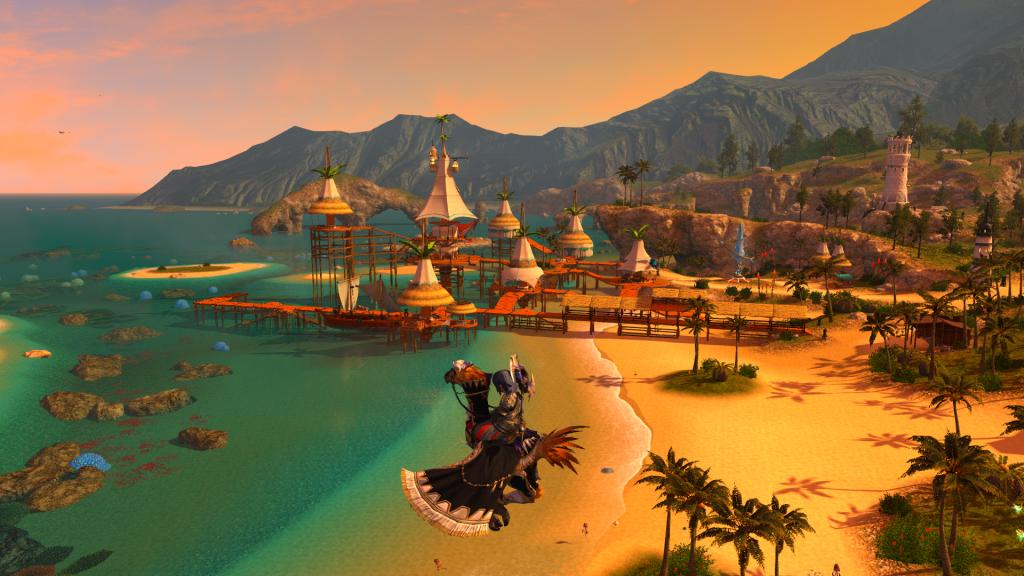 Gli MMORPG isolano dalla vita reale? Una personale esperienza su Final Fantasy XIV 2