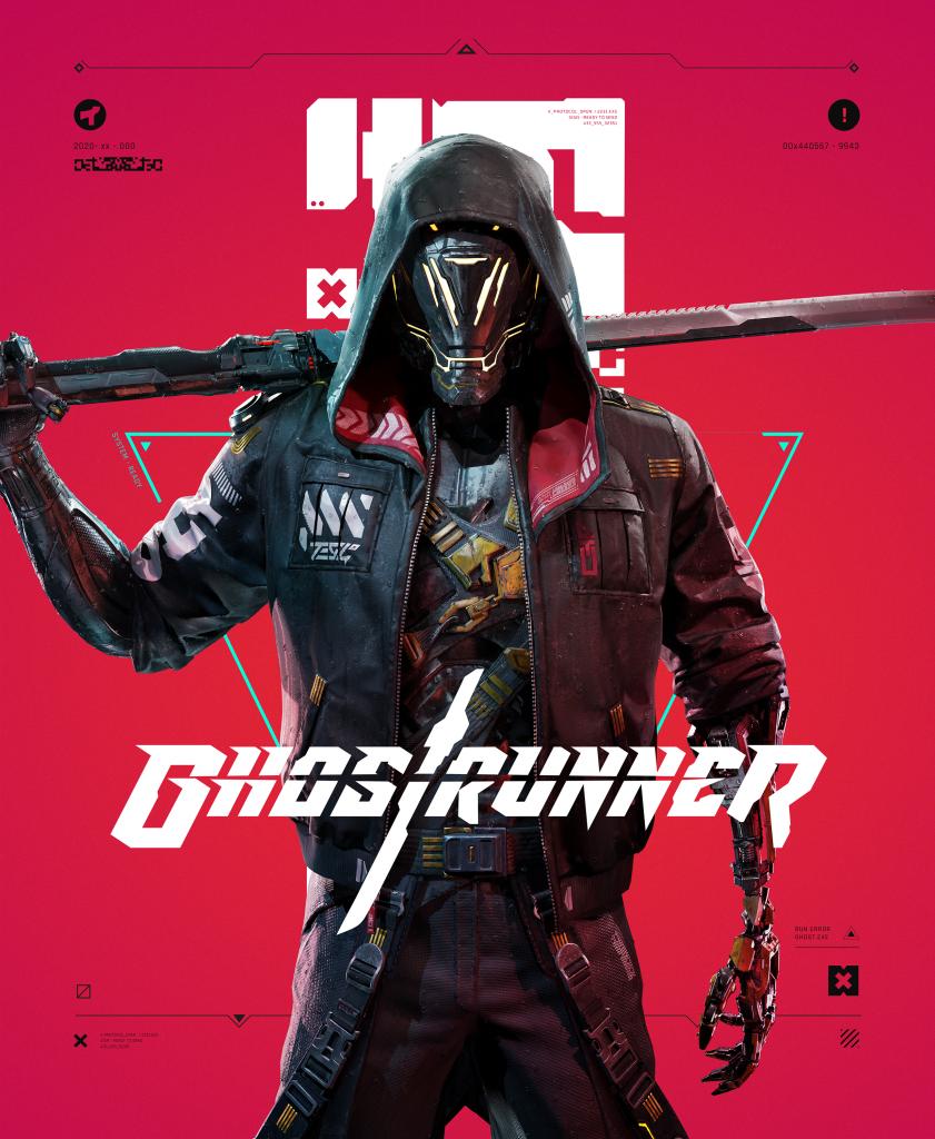 Ghostrunner Copertina del Videogioco