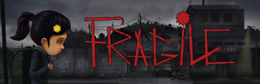 Fragile Horror Game Banner