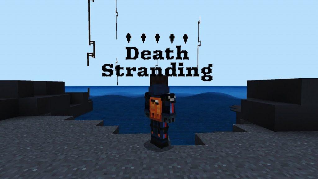 Death Stranding X Minecraft