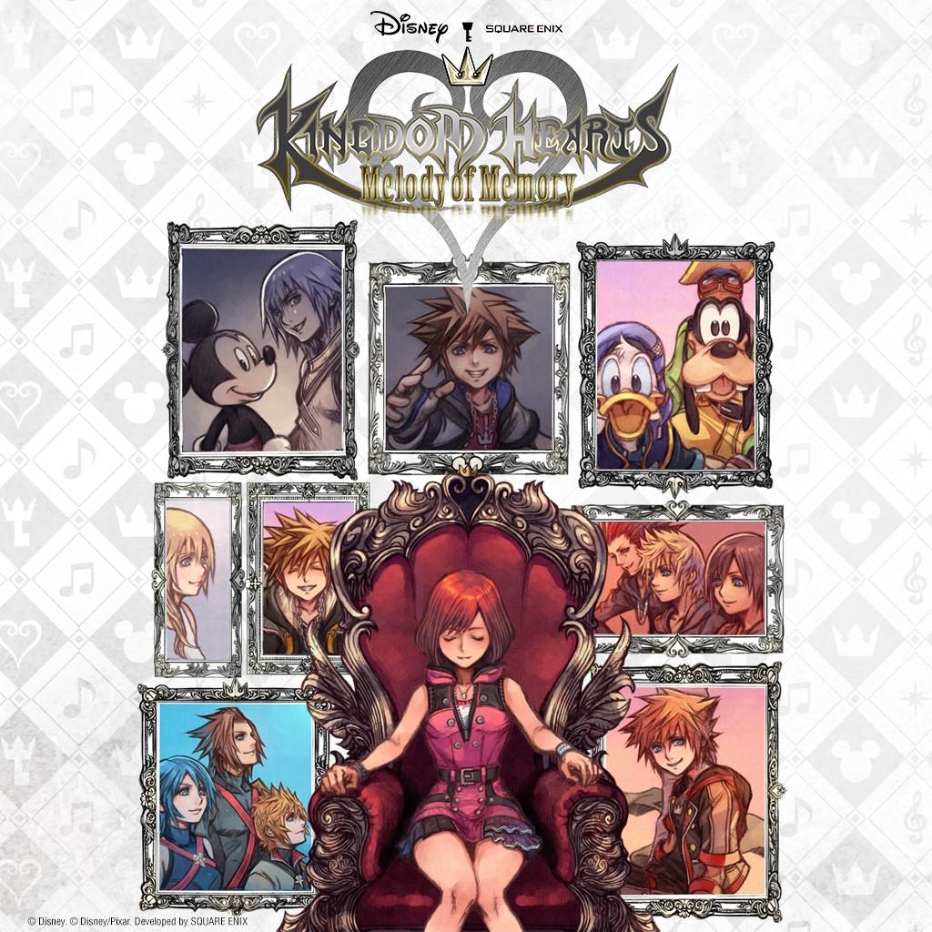 Kingdom Hearts: Melody of Memory, dedicato esclusivamente ai fan? - Anteprima 1