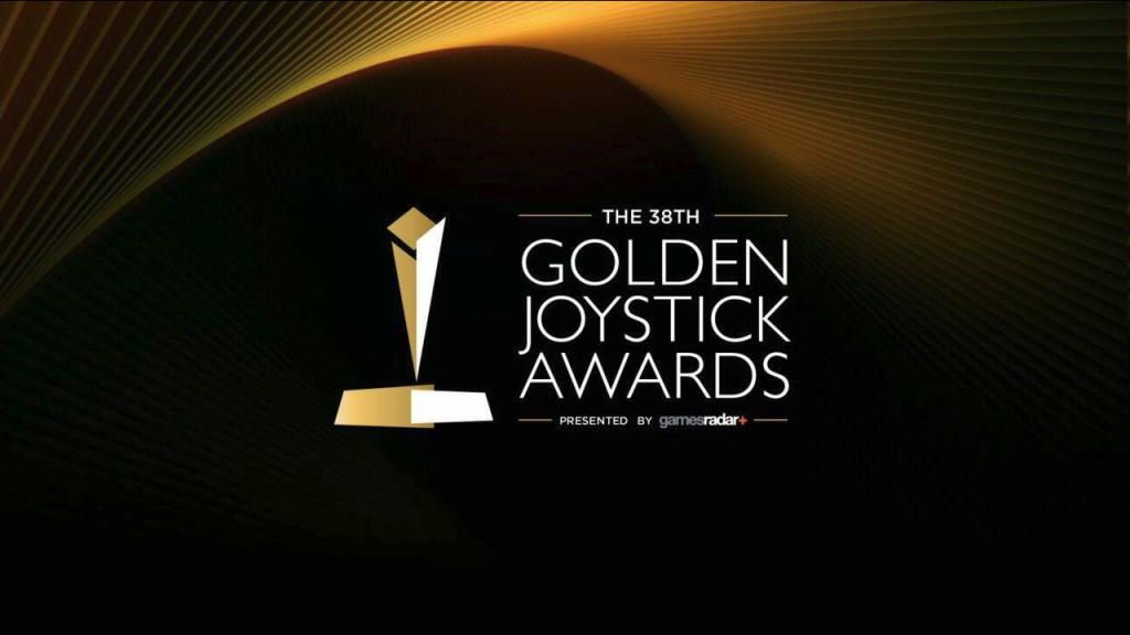 Golden Joystick Award 2020 Logo