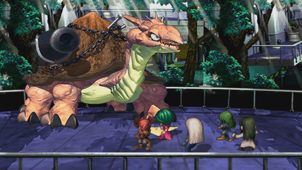 Square Enix annuncia SaGa Frontier Remastered 2