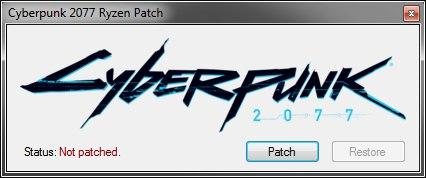 AMD-Ryzen-Cyberpunk-2077-patch-tool-Tech-Critter
