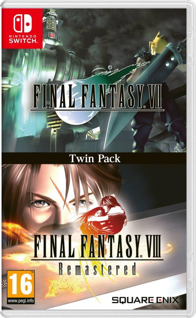 Final Fantasy VII e Final Fantasy VIII: le remastered sono ora disponibili su Nintendo Switch 1