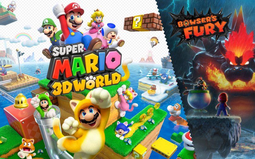 Super Mario 3D World + Bowser's Fury, mostrato un nuovo trailer 13