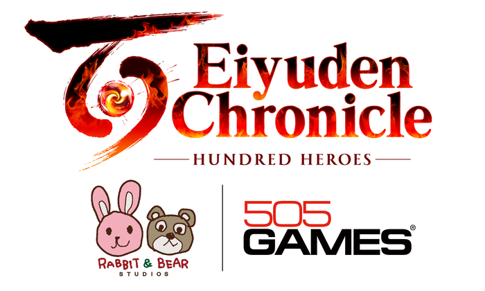 505games Eiyuden Chronicle Suikoden