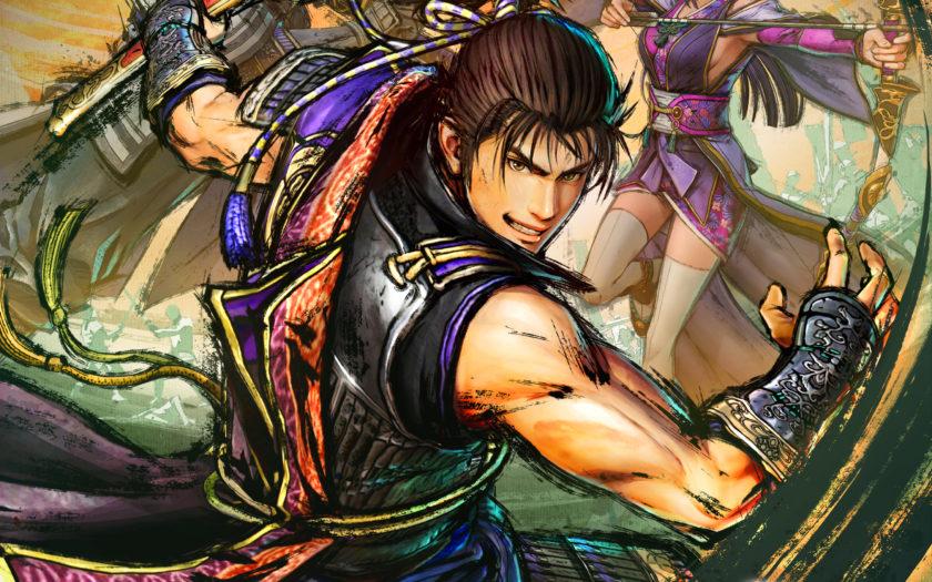 Samurai Warriors 5 Concept Art